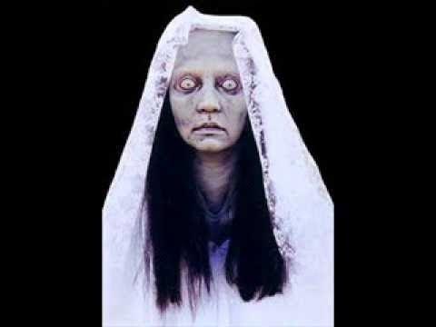 Que significa ver un fantasma vestido de blanco