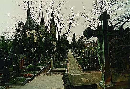 Vysehrad, la colina embrujada de Praga   CORPORACION PHANTOM MEXICO